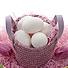 Яйца в кошница